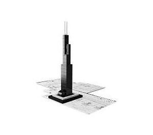 LEGO Sears Tower Set 19710