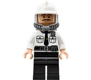 LEGO Security Guard - From Lego Batman Movie Minifigure