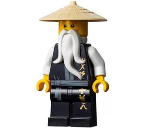 LEGO Sensei Wu - Legacy Minifigure