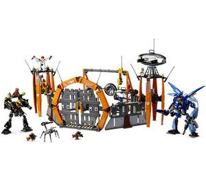 LEGO Sentai Fortress Set 7709