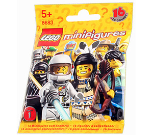 LEGO Series 1 Minifigure - Random Bag Set 8683-0