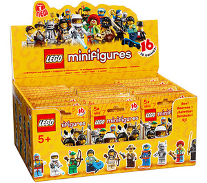 LEGO Series 1 Minifigures Box of 60 Packets Set 8683-18