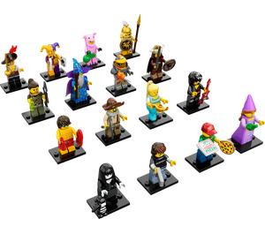 LEGO Series 12 Minifigure - Random Bag Set 71007-0