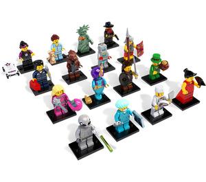 LEGO Series 6 Minifigure - Random Bag Set 8827-0