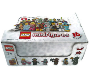 LEGO Series 6 Minifigures Box of 60 Packets Set 8827-18 Packaging