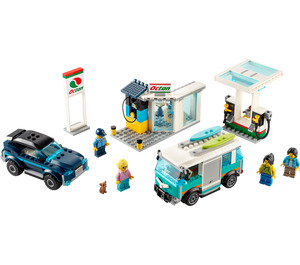 LEGO Service Station Set 60257