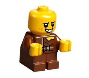 LEGO Sewer Baby Minifigure