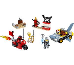LEGO Shark Attack Set 10739