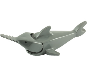 LEGO Shark Body Assembly without Gills (2547)