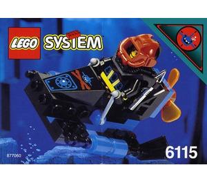 LEGO Shark Scout Set 6115