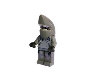 LEGO Shark Warrior Minifigure