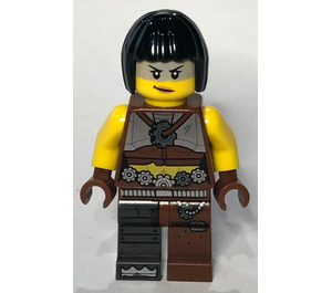 LEGO Sharkira Minifigure