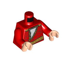 LEGO Shazam Minifig Torso (973 / 76382)