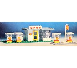 LEGO Shell Garage Set 690