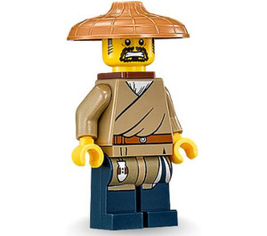 LEGO Shen-Li Minifigure