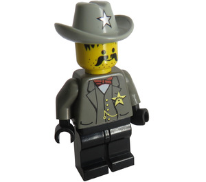 LEGO Sheriff Minifigure