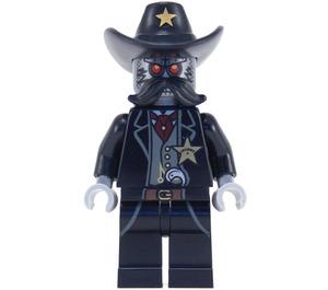 LEGO Sheriff Not-a-robot Minifigure