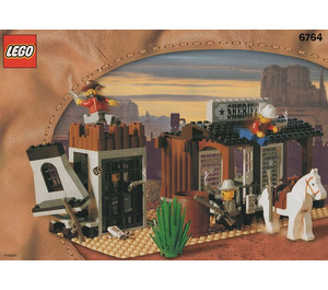 LEGO Sheriff's Lock-Up Set 6764