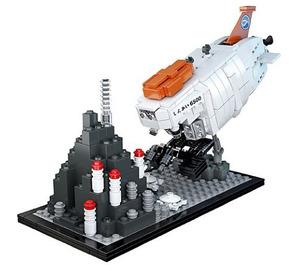 LEGO Shinkai 6500 Submarine Set 21100