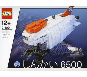 LEGO Shinkai 6500 Submarine Set 21100