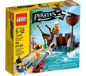 LEGO Shipwreck Defence Set 70409 Packaging