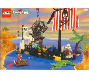 LEGO Shipwreck Island Set 6296