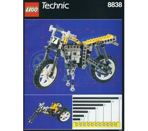 LEGO Shock Cycle Set 8838