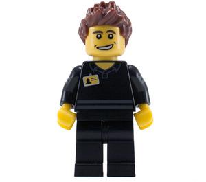 LEGO Shop Man Minifigure