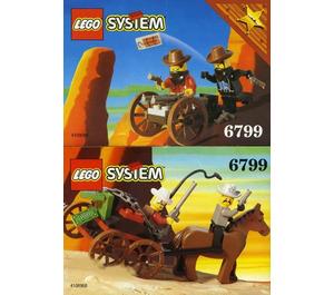 LEGO Showdown Canyon Set 6799