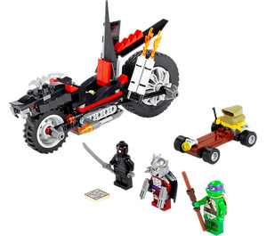 LEGO Shredder's Dragon Bike Set 79101