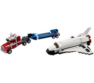 LEGO Shuttle Transporter Set 31091