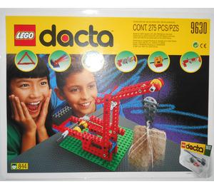 LEGO Simple Mechanisms Set 9630-1