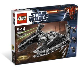 LEGO Sith Fury-class Interceptor Set 9500 Packaging
