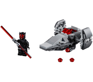 LEGO Sith Infiltrator Microfighter Set 75224