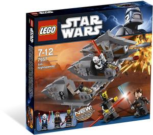 LEGO Sith Nightspeeder Set 7957 Packaging