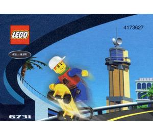 LEGO Skateboarding Pepper Set 6731