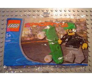 LEGO Skater Boy Set 3389