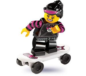 LEGO Skater Girl Set 8827-12