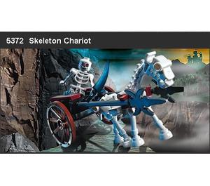 LEGO Skeleton Chariot Set 5372