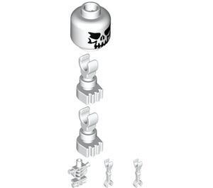 LEGO Skeleton Minifigure