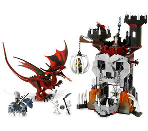 LEGO Skeleton Tower Set 7093