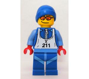 LEGO Skier Minifigure