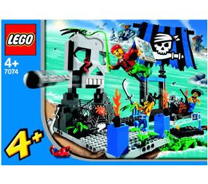 LEGO Skull Island Set 7074 Instructions