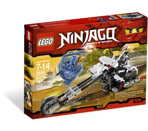 LEGO Skull Motorbike Set 2259 Packaging
