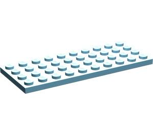 LEGO Sky Blue Plate 4 x 10 (3030)