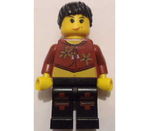 LEGO Sky Lane Minifigure
