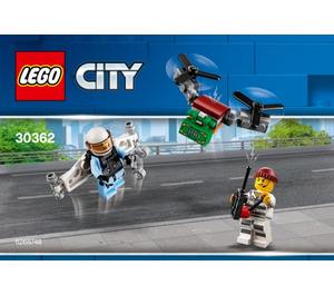 LEGO Sky Police Jetpack Set 30362