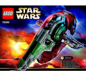 LEGO Slave I Set 75060 Instructions