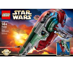 LEGO Slave I Set 75060 Packaging