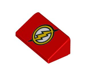 LEGO Slope 1 x 2 (31°) with Decoration (26087 / 85984)